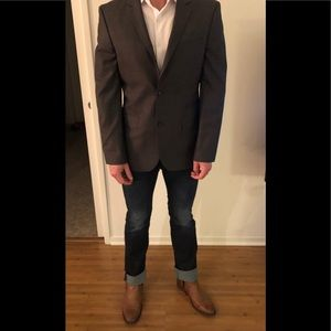 EXPRESS Suite Jacket(1 piece only) tailored to 38S